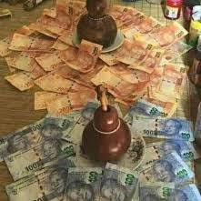 Ukuthwala to get rich